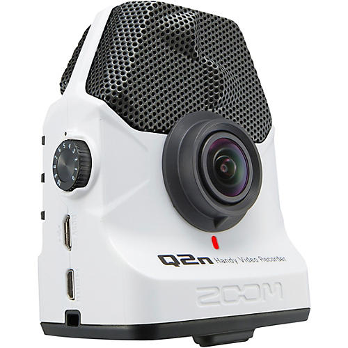 Zoom Q2n Handy Video Recorder White Edition thumbnail