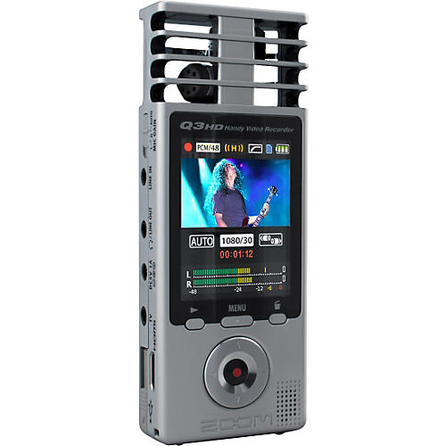 Zoom Q3HD Handy Video Recorder thumbnail