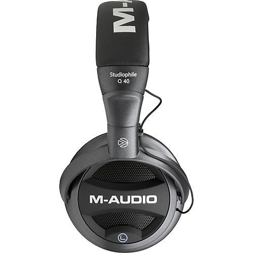 M-Audio Q40 Studiophile Dynamic Headphones thumbnail