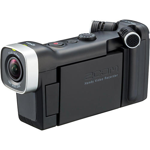Zoom Q4n Handy Video Recorder thumbnail