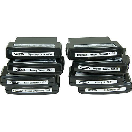 Suzuki QChord Song Cartridges-thumbnail