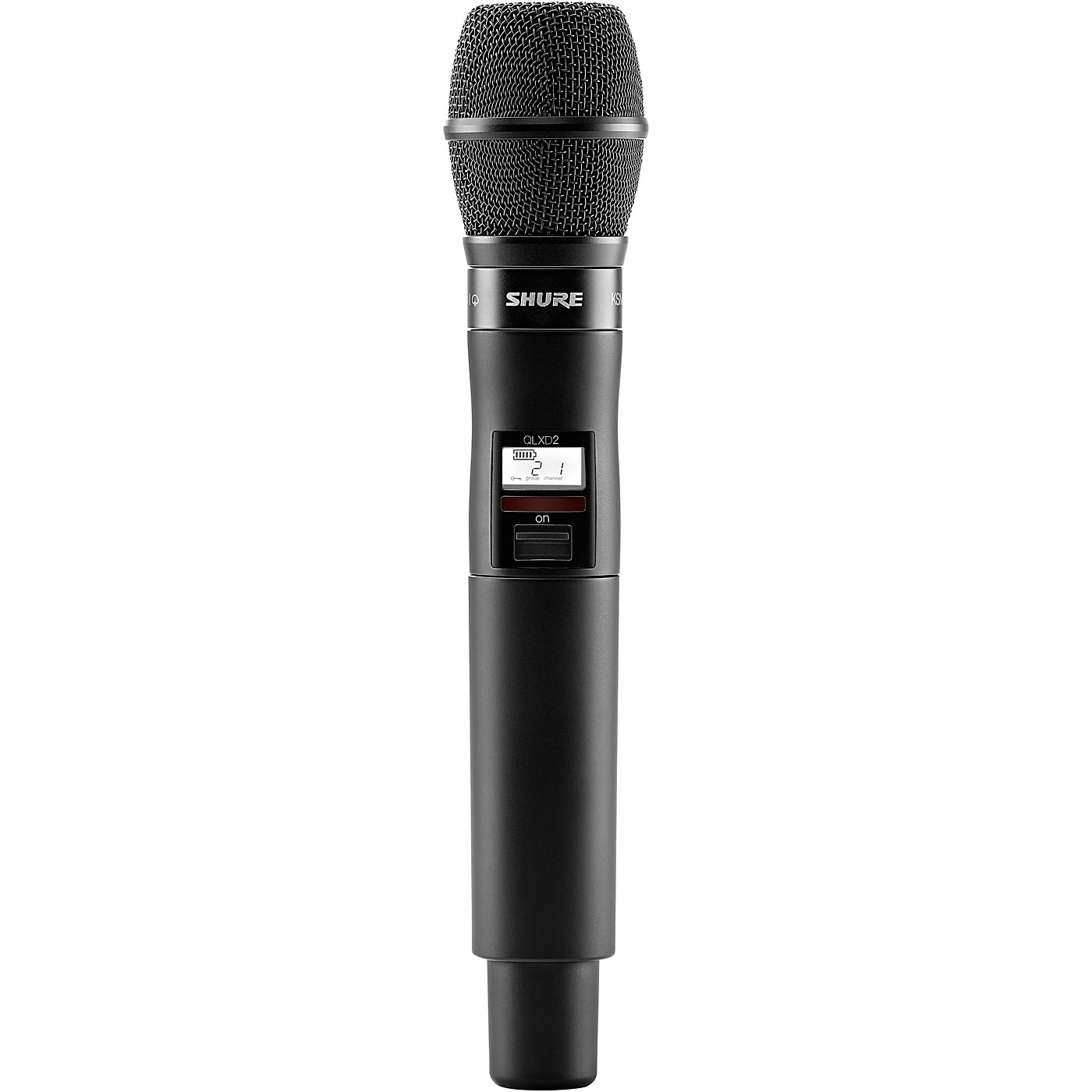 Shure QLXD2/KSM9HS Handheld Transmitter with KSM9HS Microphone thumbnail