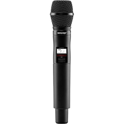 Shure QLXD2/SM87 Wireless Handheld Transmitter with SM87 Microphone thumbnail