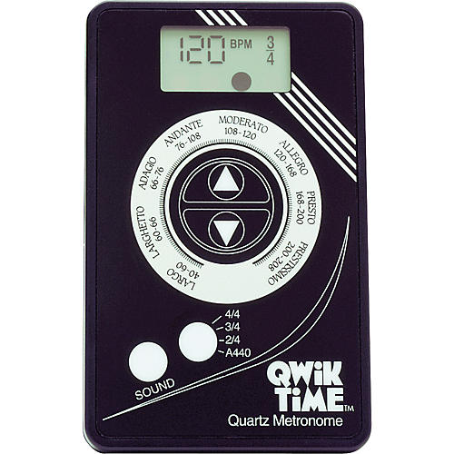 Qwik Time QT-5 Metronome thumbnail