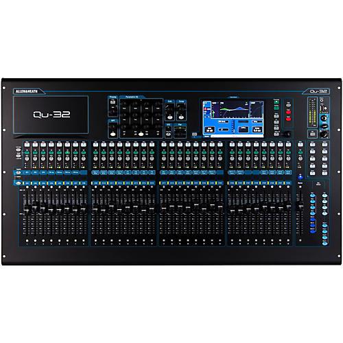 Allen & Heath QU32 Digital Mixer thumbnail