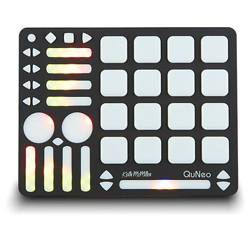 Keith McMillen Instruments QuNeo 3D Multi-Touch Pad Controller thumbnail