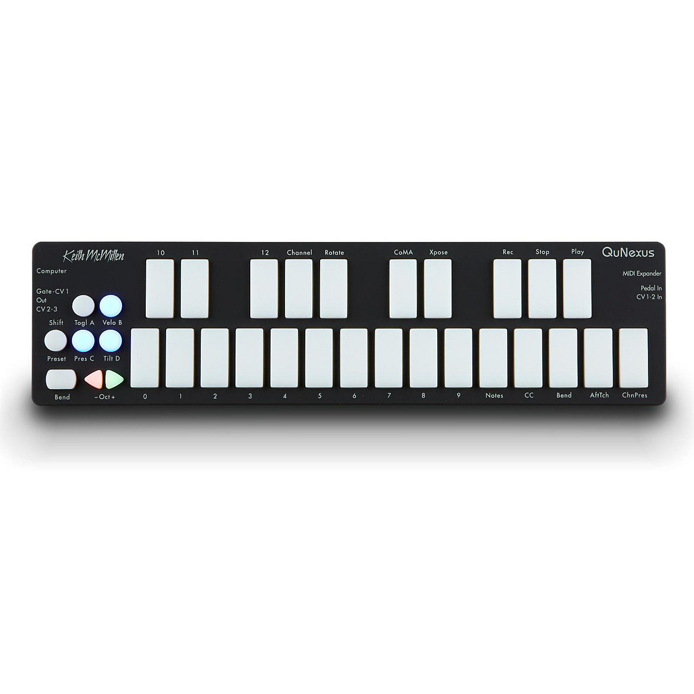Keith McMillen QuNexus Smart Sensor Keyboard Controller thumbnail