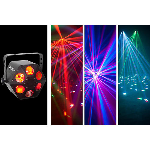 American DJ Quad Phase HP Led Lighting Effect thumbnail