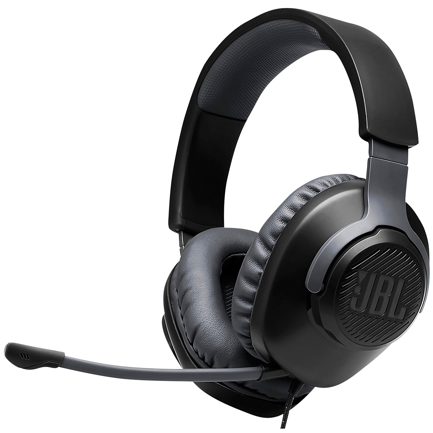 JBL Quantum 100 Gaming - Wired Over-Ear Headset thumbnail