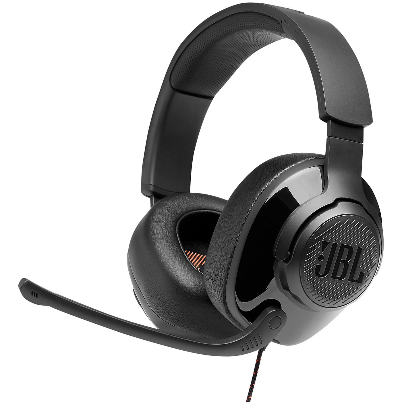 JBL Quantum 200 Wired Gaming Headphones thumbnail