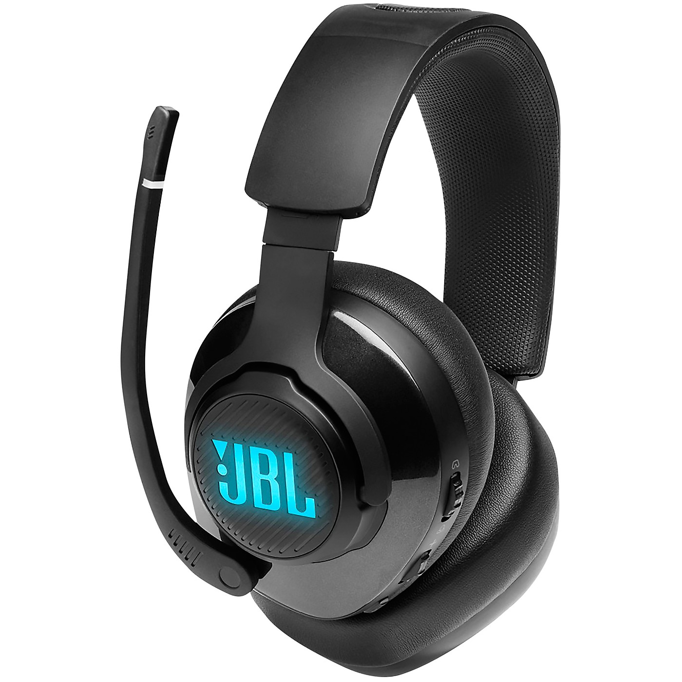 JBL Quantum 400 USB Wired Over-Ear Gaming Headset with Quantum Surround and RGB Lighting thumbnail