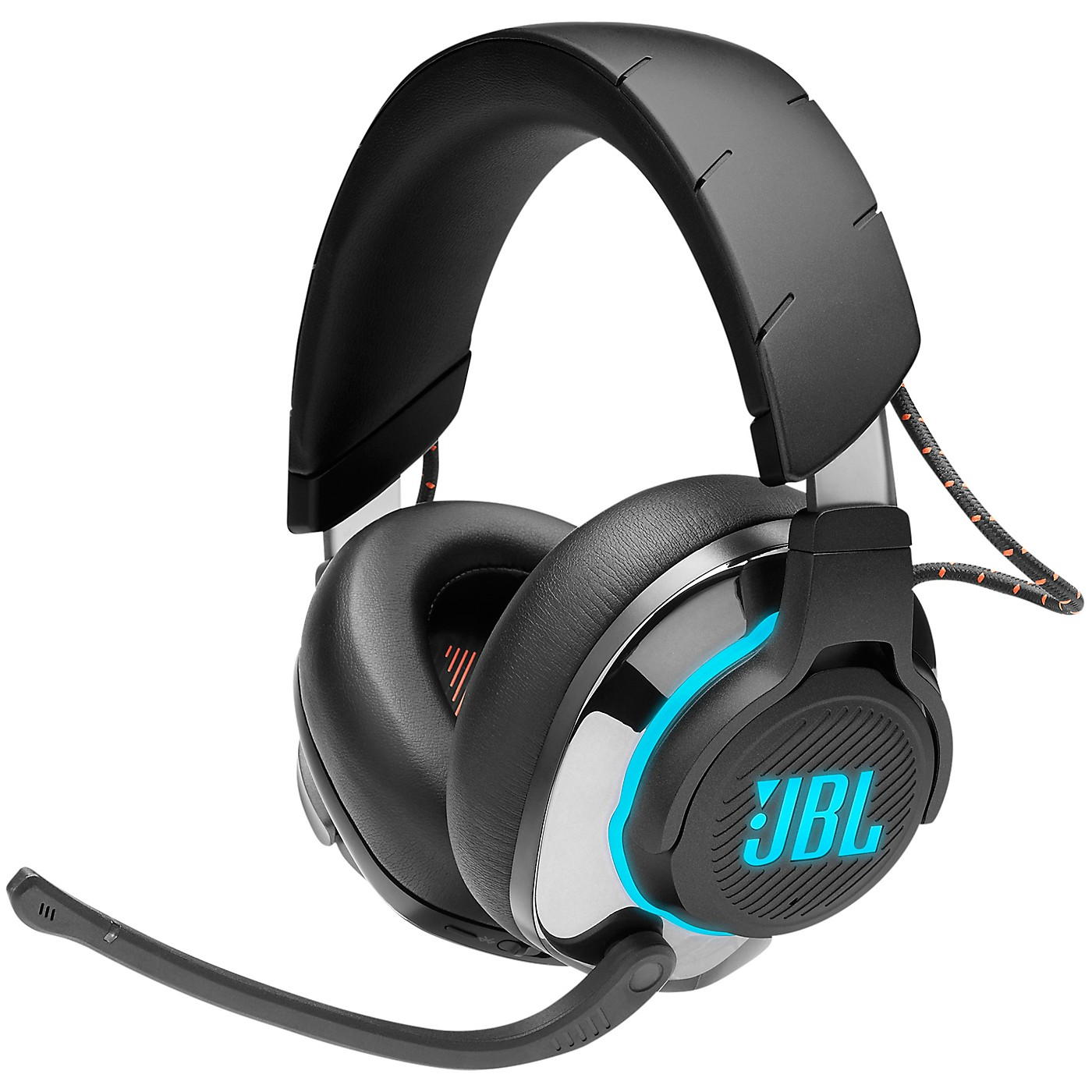 JBL Quantum 800 Gaming - 2.4 Ghz + BT Wireless Noise Cancelling Over-Ear Headset thumbnail