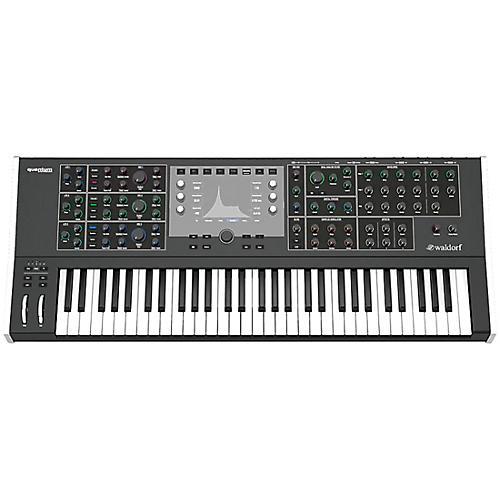 Waldorf Quantum Digital/Analog Hybrid Synthesizer thumbnail