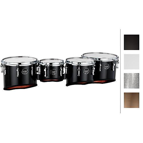 Mapex Quantum Marching Tenor Drums Quad 8, 10, 12, 13 in. thumbnail