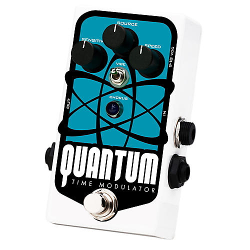 Pigtronix Quantum Time Modulator Guitar Effects Pedal thumbnail