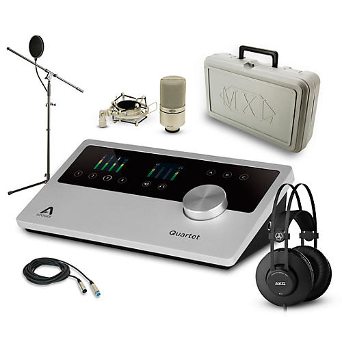 Apogee Quartet for Mac and iOS, K52 and 990 Package thumbnail