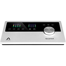 Apogee Quartet for Mac and iOS