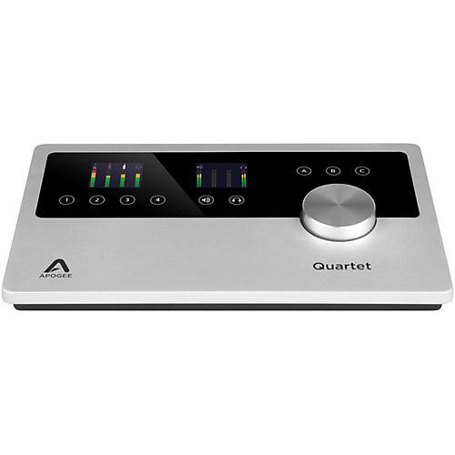 Apogee Quartet for iPad & Mac Audio Interface-thumbnail