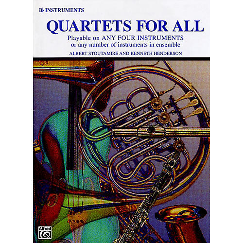 Alfred Quartets for All thumbnail