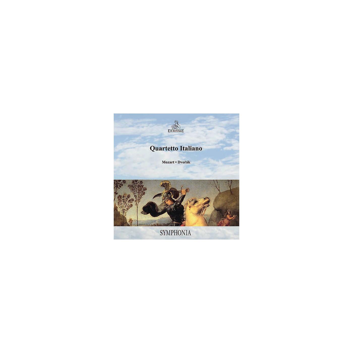 Alliance Quartetto Italiano - Mozart - Dvorak thumbnail