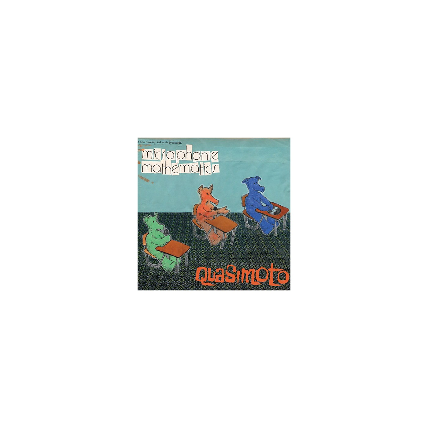 Alliance Quasimoto - Microphone Mathematics thumbnail