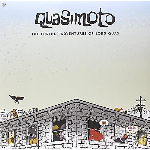 Alliance Quasimoto - The Further Adventures of Lord Quas thumbnail