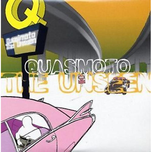 Alliance Quasimoto - The Unseen thumbnail
