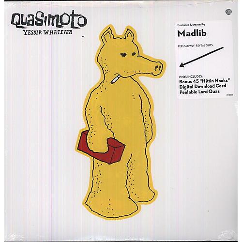 Alliance Quasimoto - Yessir Whatever thumbnail