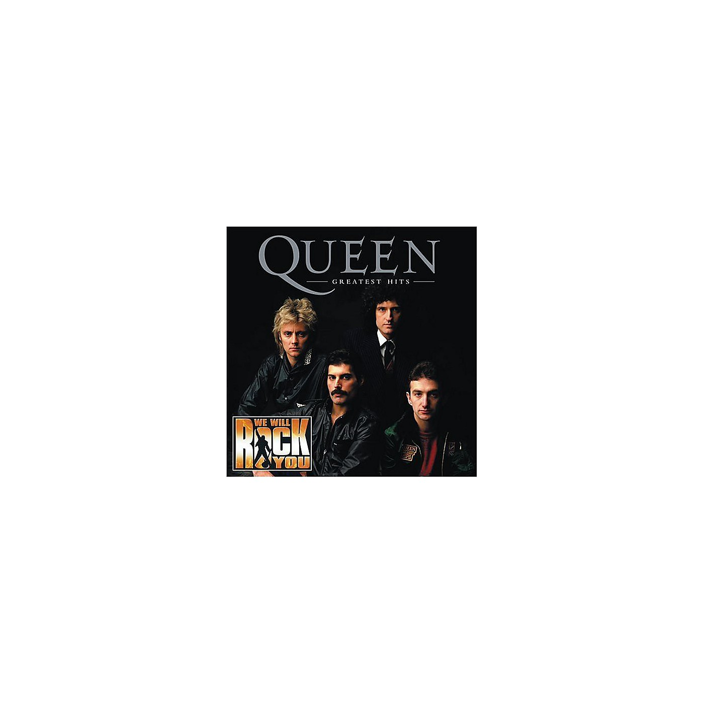 Alliance Queen - Greatest Hits: We Will Rock You Edition (CD) thumbnail