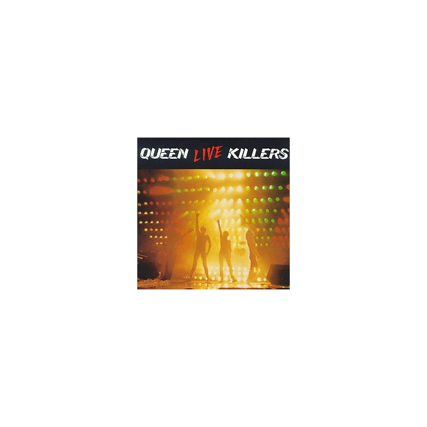 Alliance Queen - Live Killers (CD) thumbnail
