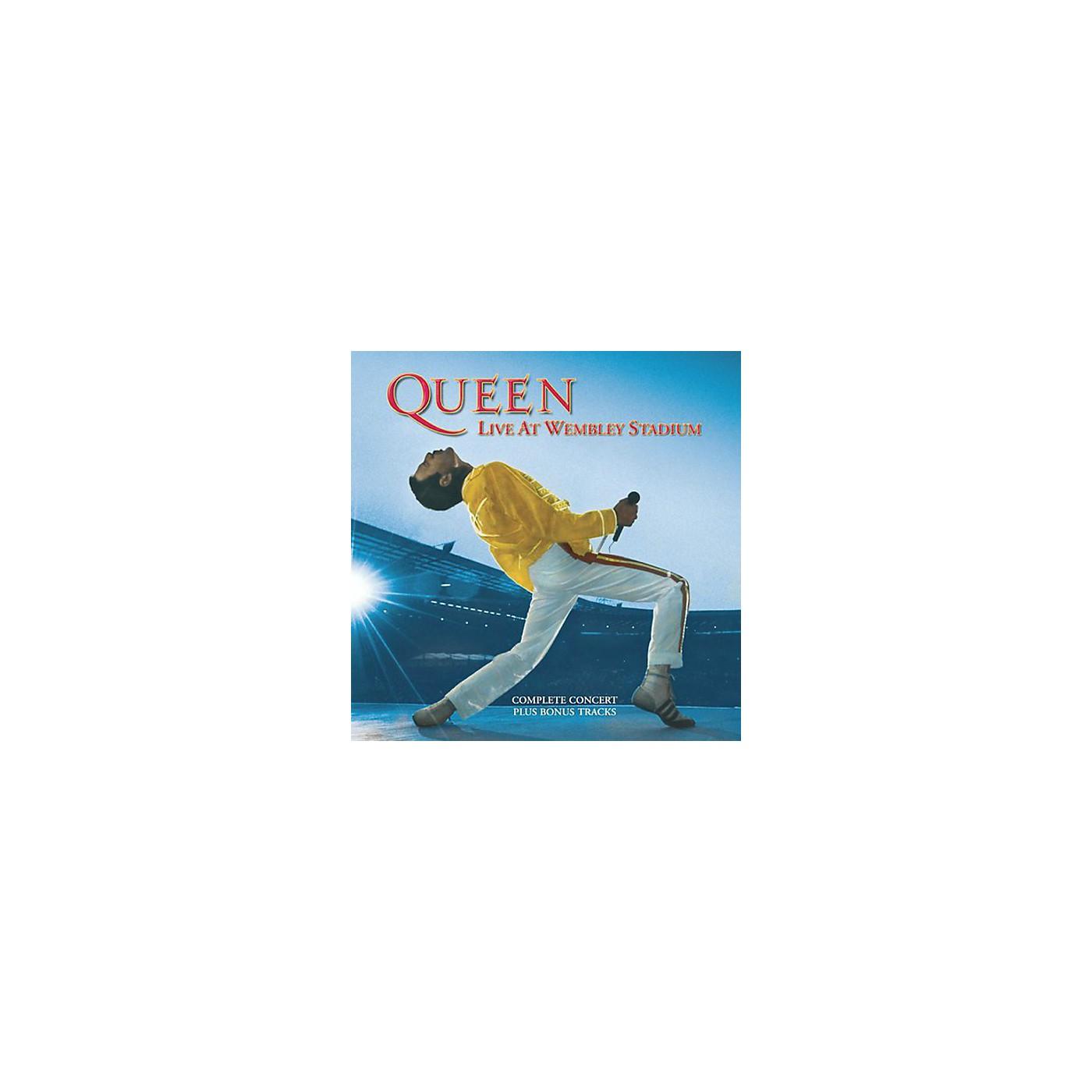 Alliance Queen - Live at Wembley Stadium (CD) thumbnail