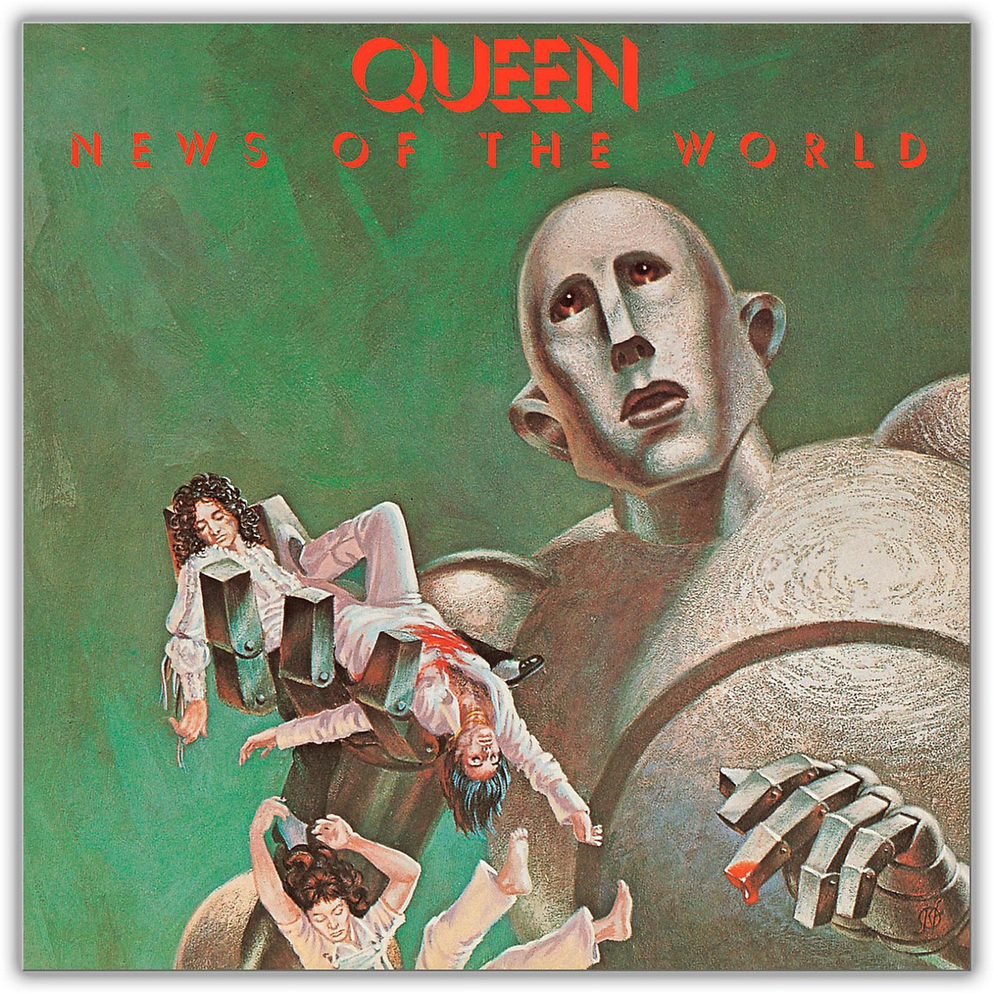Universal Music Group Queen - News of the World Vinyl LP thumbnail
