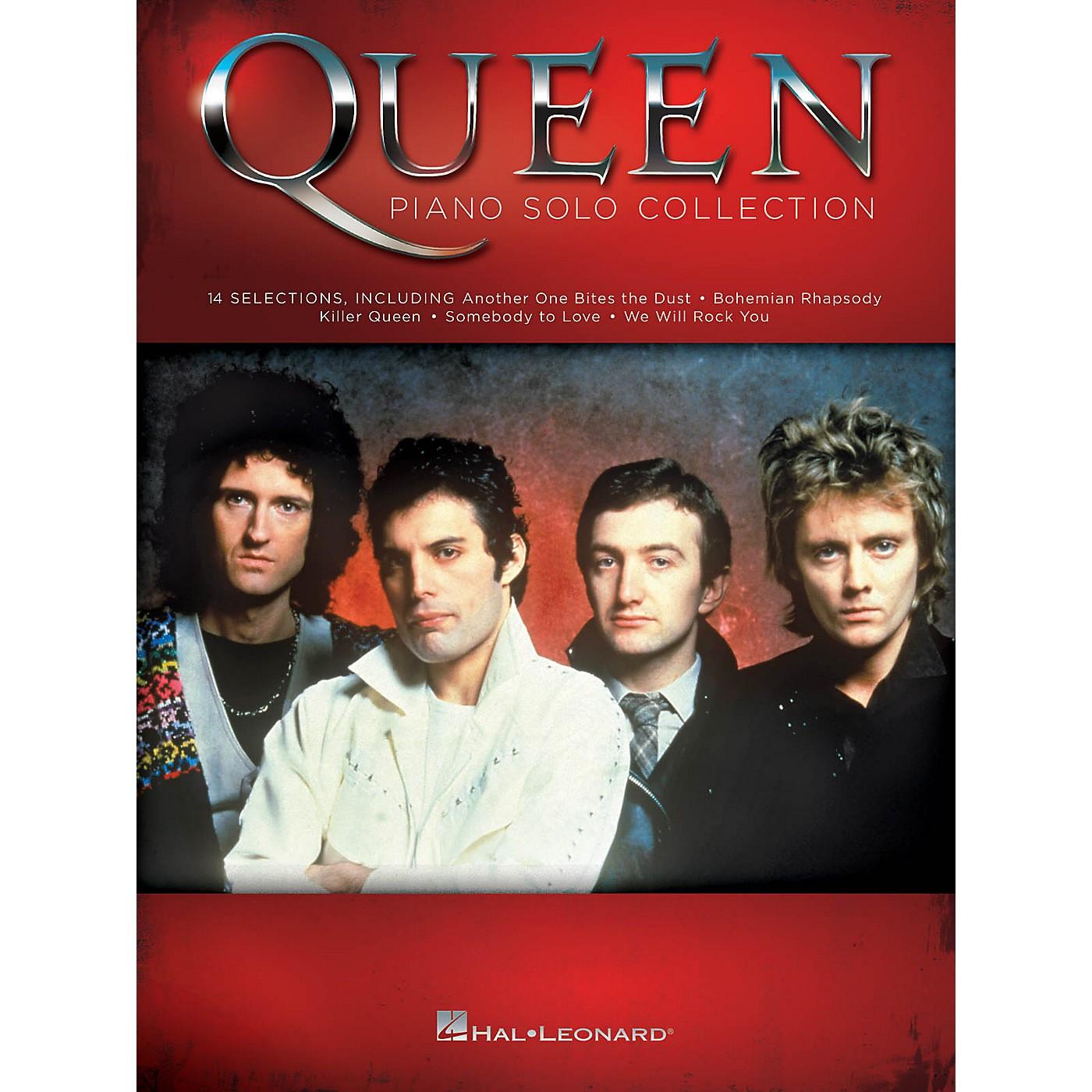 Hal Leonard Queen - Piano Solo Collection thumbnail