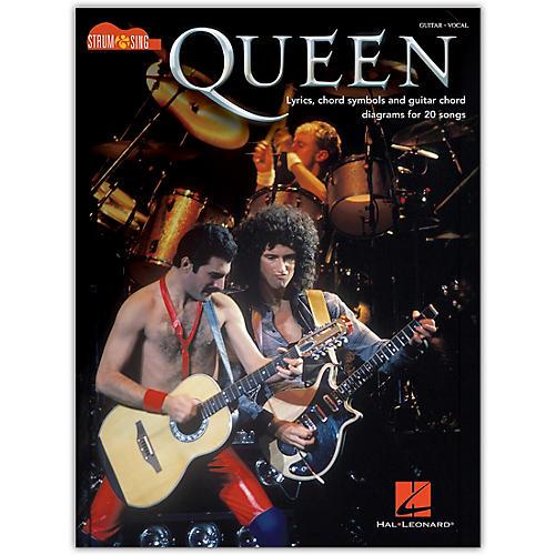 Hal Leonard Queen - Strum & Sing Guitar thumbnail
