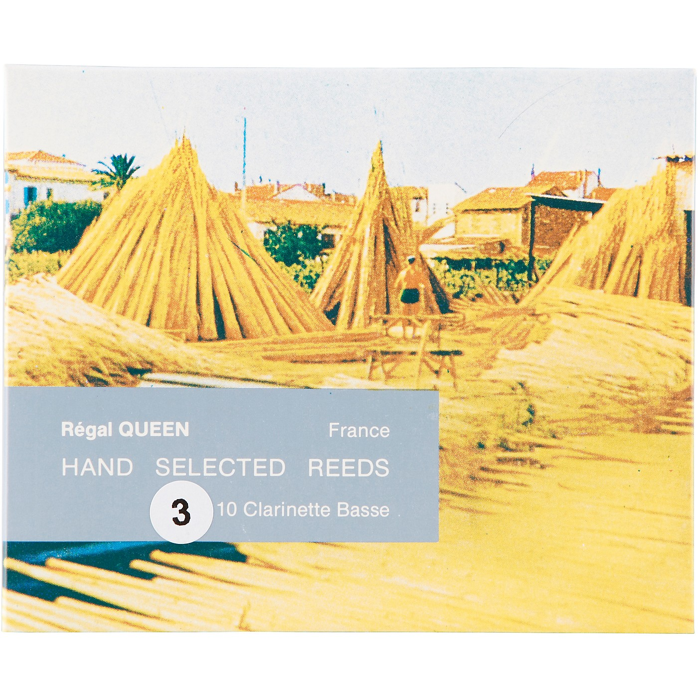Rigotti Queen Reeds for Bass Clarinet thumbnail