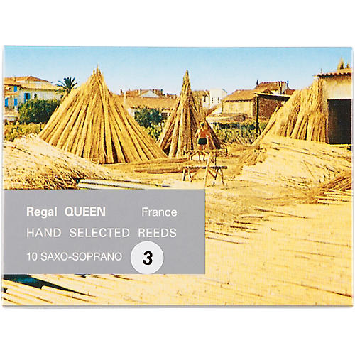 Rigotti Queen Reeds for Soprano Saxophone thumbnail