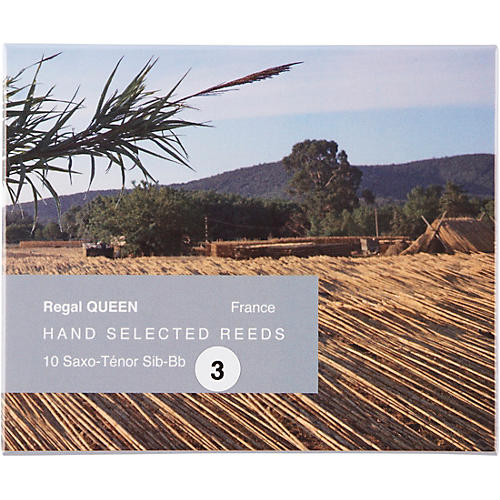 Rigotti Queen Reeds for Tenor Saxophone thumbnail