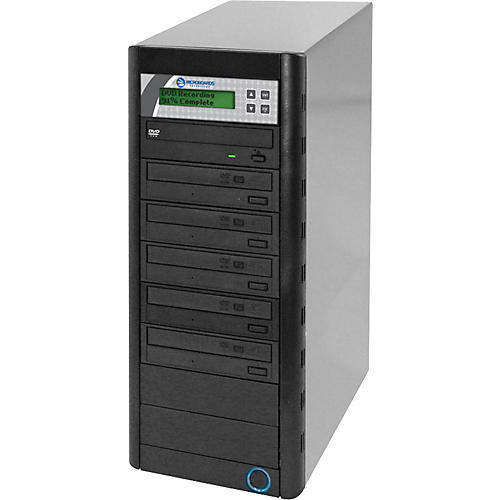 Microboards Quic Disc DVD H125, Economy CD/DVD Duplicator 1:5 with Hard-Drive thumbnail