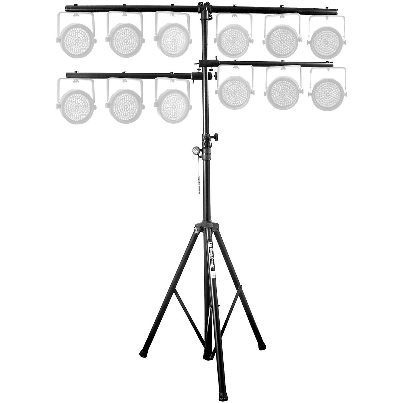 On-Stage Quick-Connect U-Mount Lighting Stand thumbnail