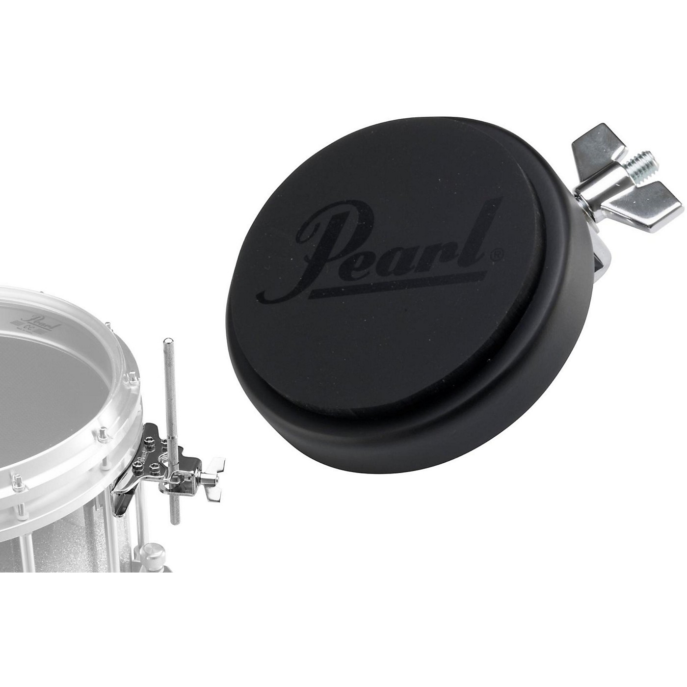 Pearl Quick Mount Lalo Rehearsal Pad with Mounting Hardware thumbnail