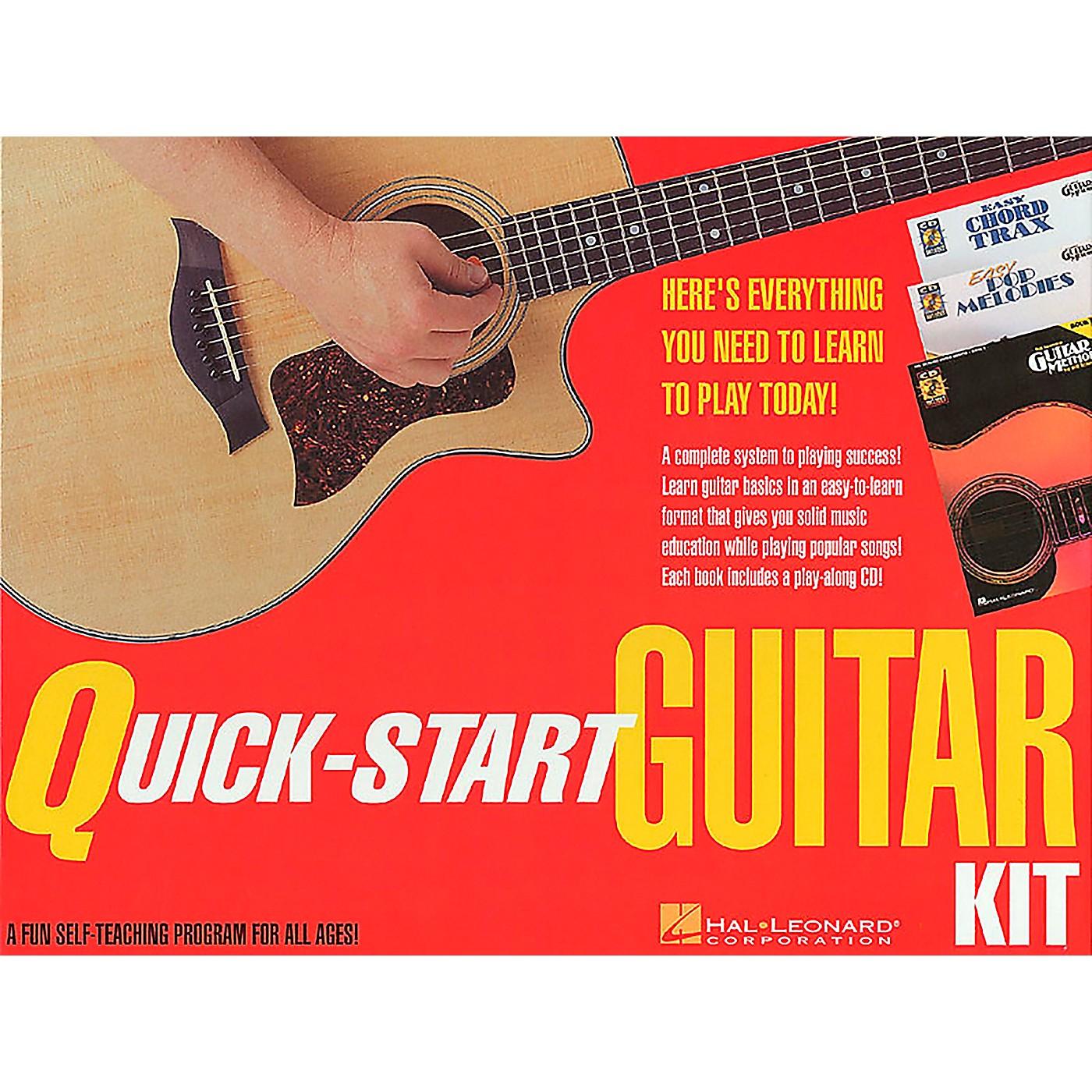 Hal Leonard Quick-Start Guitar Kit thumbnail