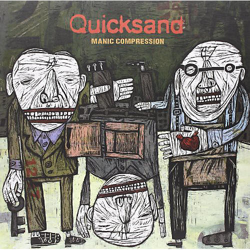 Alliance Quicksand - Manic Compression thumbnail