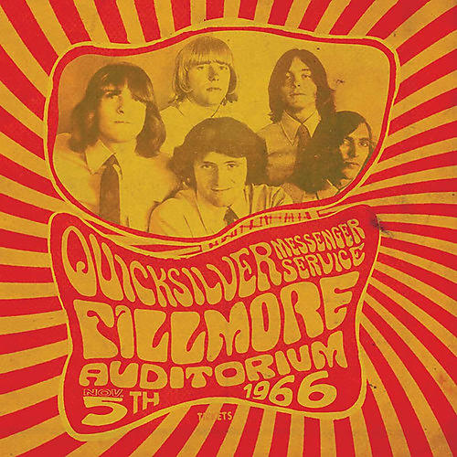 Alliance Quicksilver Messenger Service - Fillmore Auditorium - November 5 1966 thumbnail