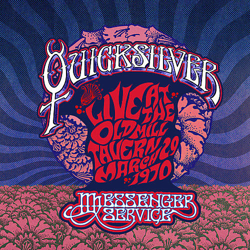 Alliance Quicksilver Messenger Service - Live At The Old Mill Tavern - March 29 1970 thumbnail