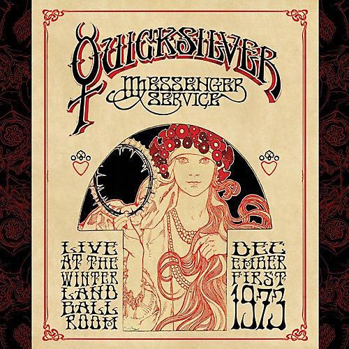 Alliance Quicksilver Messenger Service - Live at the Winterland Ballroom - December 1, 1973 thumbnail