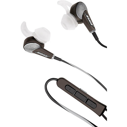 Bose QuietComfort 20i Noise Cancelling Headphones thumbnail