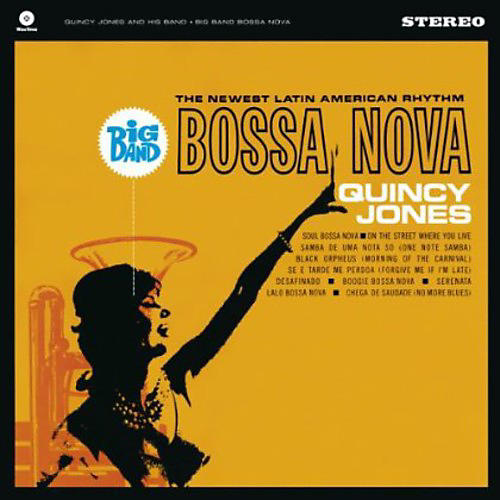 Alliance Quincy Jones - Big Band Bossa Nova thumbnail