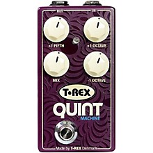 T-Rex Engineering Quint-Machine Guitar Octave Pedal