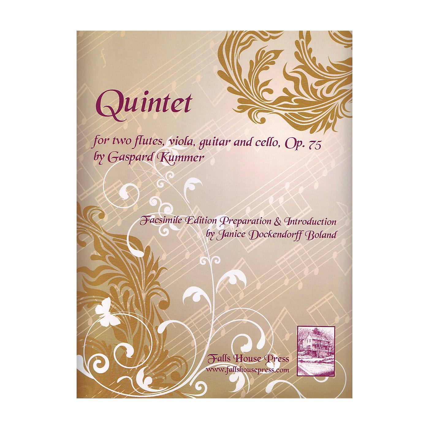 Carl Fischer Quintet Book thumbnail