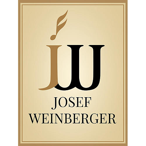 Joseph Weinberger Quintet (for Piano and Strings) Boosey & Hawkes Scores/Books Series thumbnail